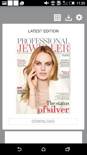 Professional Jeweller