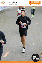Photo: Amsterdam Marathon 2007