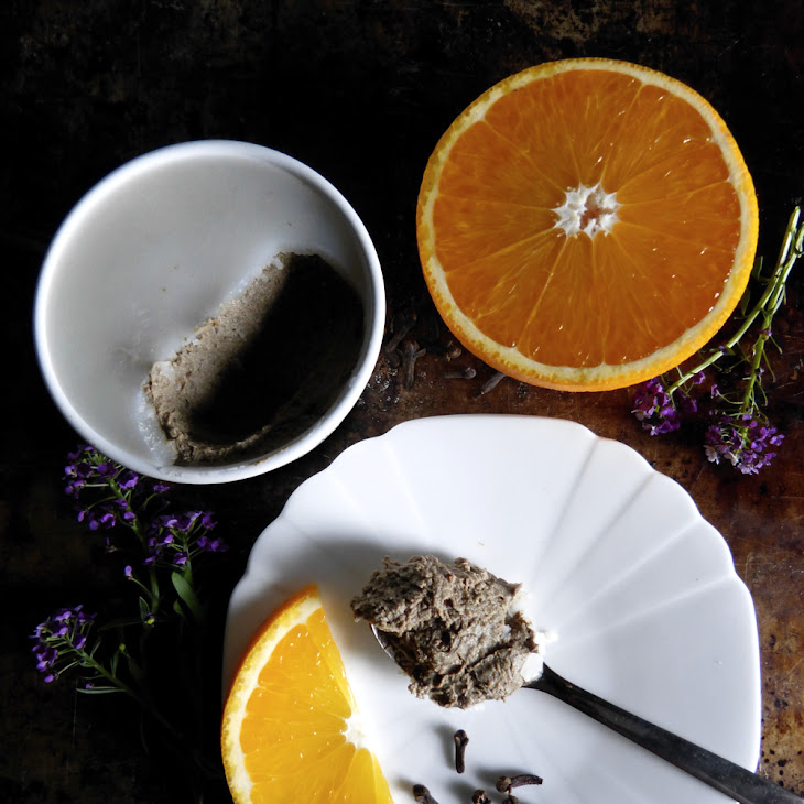 Chicken Liver Patè with Orange and Cloves - Paleo, AIP Recipe