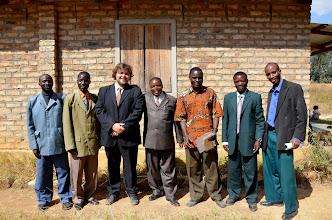 Photo: Edgar, Sedek, Ondra, Pastor masonda, Anania, Abednego,