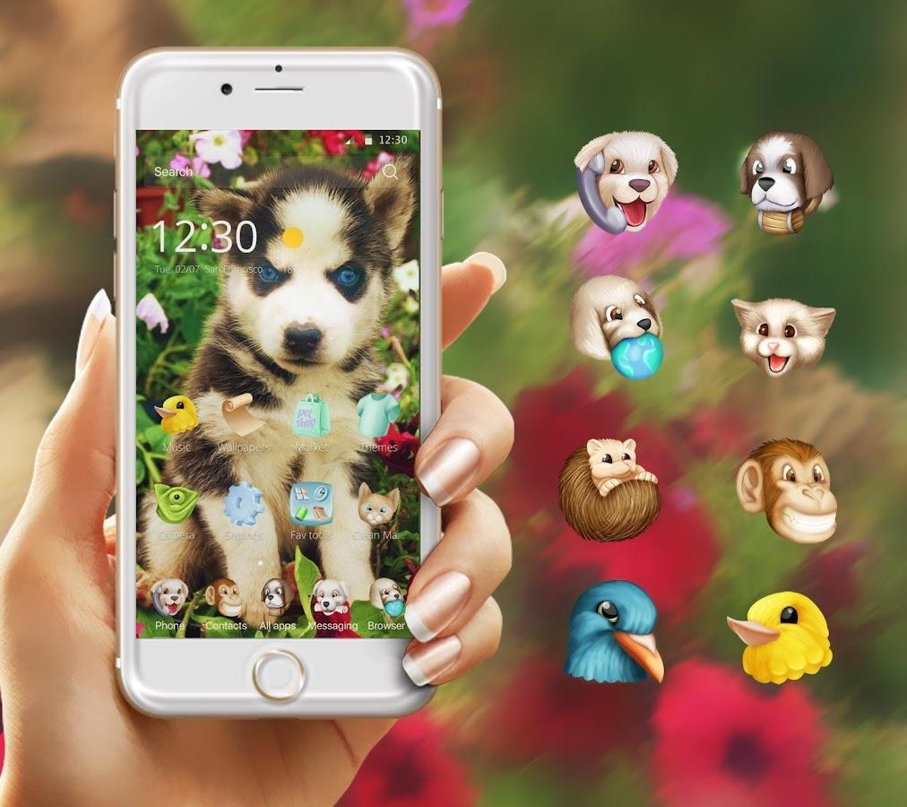 Serak Anak Anjing Apl Android Di Google Play