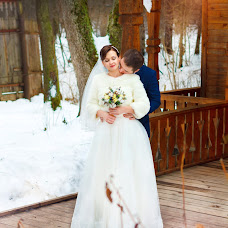Wedding photographer Kseniya Sergeeva (alika075). Photo of 31.01.2016
