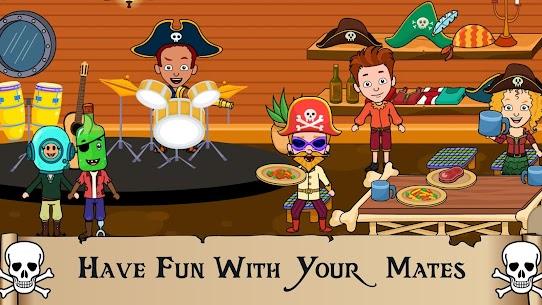 My Pirate Town – Sea Treasure Island Quest Games 4