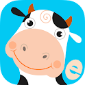 Animal Farm Puzzles for Kids icon