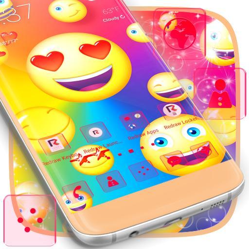 HD Emoji 2017 Launcher