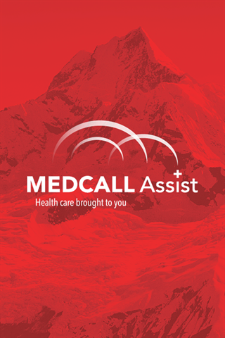 MedCallAssist- screenshot