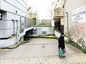parking à Aubervilliers (93)