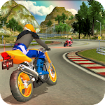 High Speed Bike Rush Racing: bike climb racing Icon