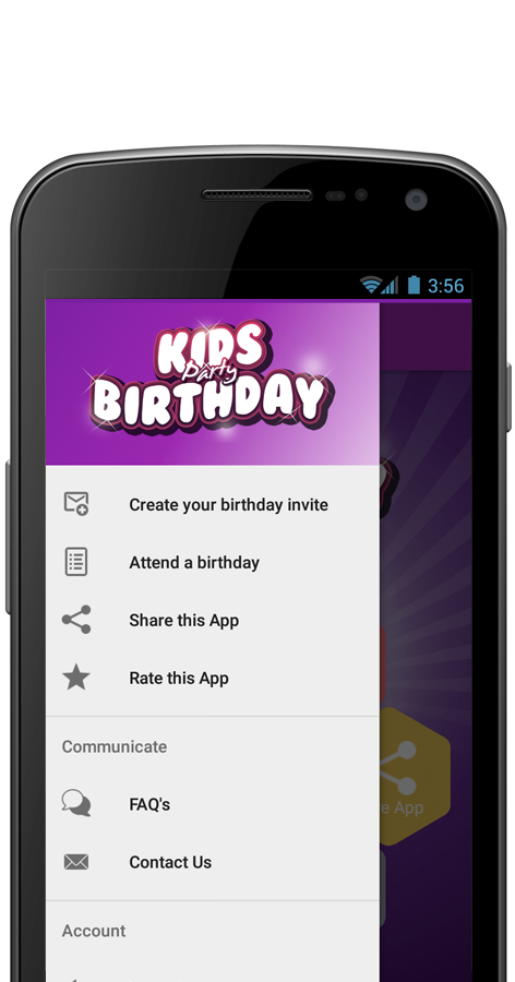 Birthday Party Invitation Android Apps on Google Play – Party Invite App
