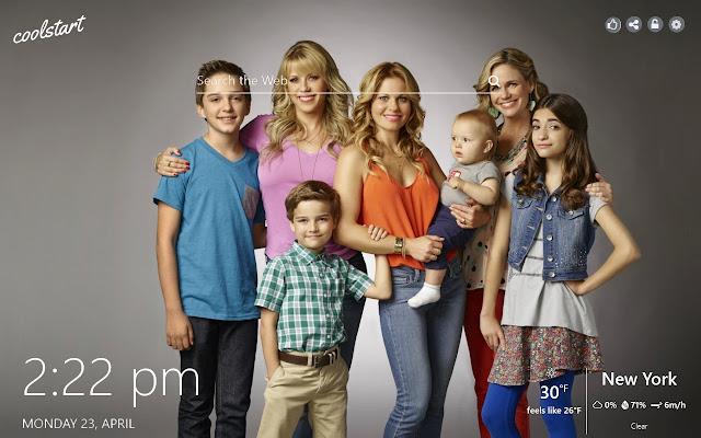 Fuller House HD Wallpaper TV Series Theme