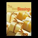 The Best Blessings-Gospel Book icon