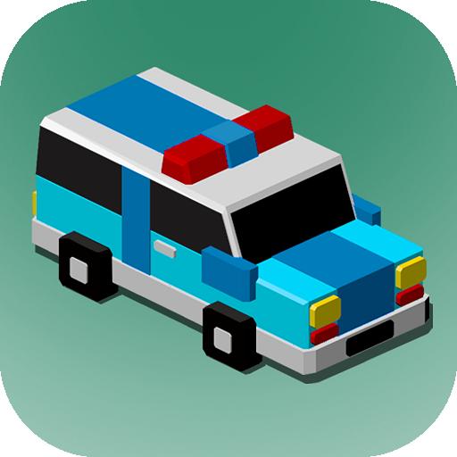 Happy Traffic Rushing 休閒 App LOGO-硬是要APP