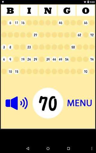 BingoMachine byNSDev for Android apk 8
