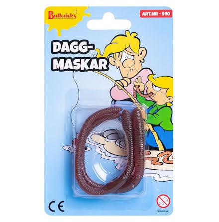 Daggmaskar