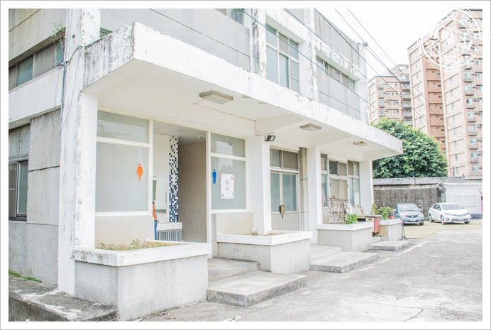 日本海軍無線電信所廁所