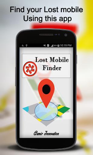 Lost Stolen Mobile Finder