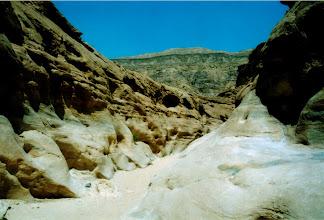 Photo: Sinaï, vers le Colored Canyon