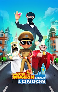 Little Singham – No 1 Runner ‏ 8