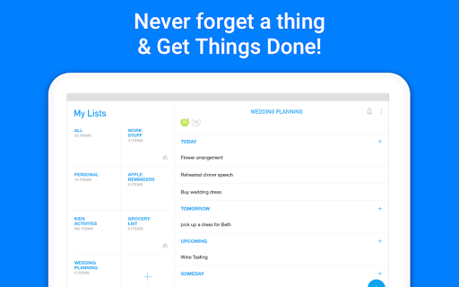 Any.do: To-do list, Calendar, Reminders & Planner screenshot 10
