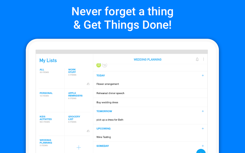 Any.do: To-do list, Calendar, Reminders & Planner Screenshot 9
