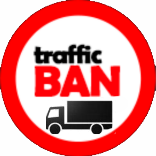 Запреты движения грузовиков по Европе - TrafficBAN