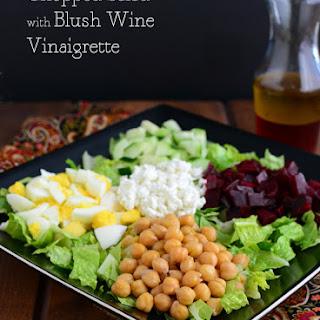 Chopped Salad with Blush Vinaigrette.