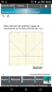Cálculo Diferencial e Integral screenshot 12