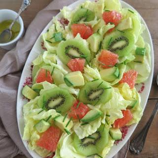 Summer Grapefruit Salad