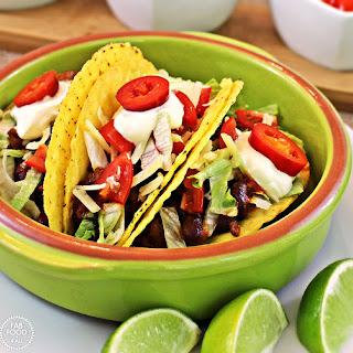 Chilli con Carne Tacos