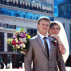 Wedding photographer Elena Gorokhova (LenaFlamma). Photo of 04.10.2014