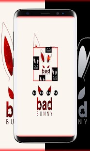 Bad Bunny Piano Tiles Game - náhled