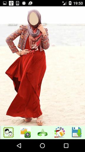 Hijab Abaya Photo Montage 1.4 screenshots 9