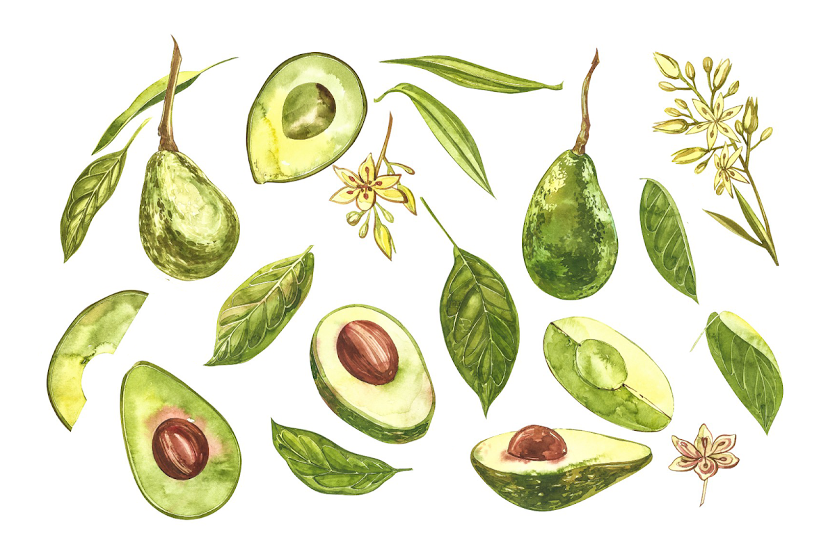 Keeping it weird on National Avocado Day