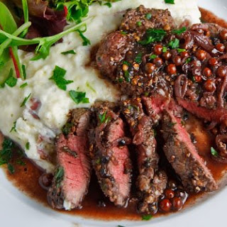 Pink Peppercorn Sauce Recipes.
