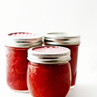 Easy Strawberry Jam Canning