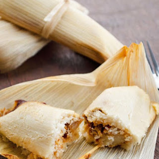 Potato Adobo Tamales.