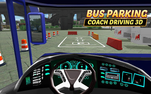 Bus Parking - Drive simulator 2017 1.0.3 screenshots 10