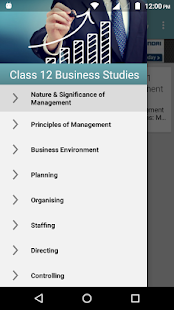 Class 12 Business Studies note - náhled