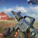 Anti-Terrorist FPS Shooting Mission:Gun Strike War icon
