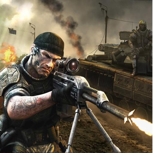 Modern Sniper shooter for PC