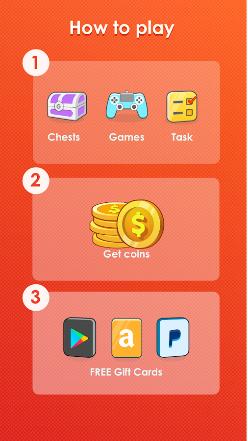 Gift Game - Free Gift Card- screenshot