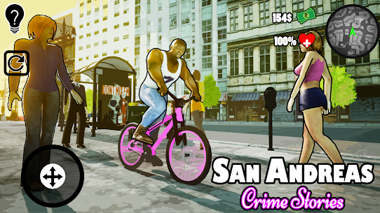 San Andreas Crime Stories 1.0 Mod + Data Download 3