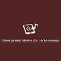 Emergency Shake Call & Message icon