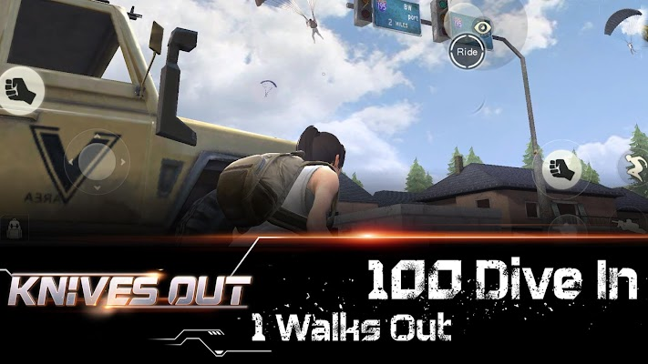 Knives Out - screenshot