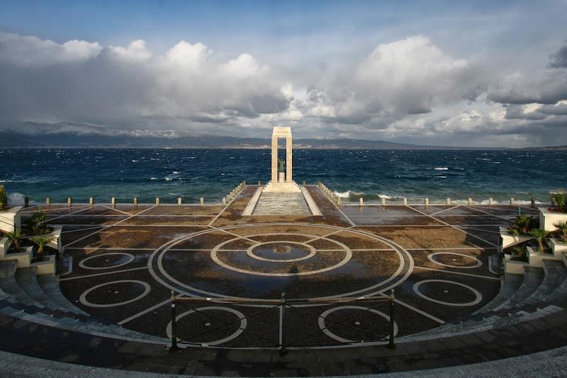Arena dello stretto di Fiorenza Aldo Photo