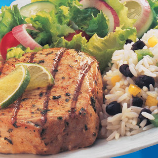 OLD BAY Grilled Lime Tuna Steak