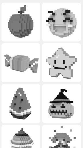 Pixel.ly 3D screenshots 1