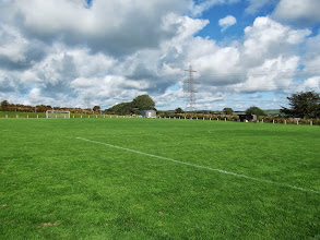 Photo: 17/08/13 - Ground photo taken at the North Road Playing Fields home of St Teath (East Cornwall Premier League Division 1) - contributed by Pete Collins