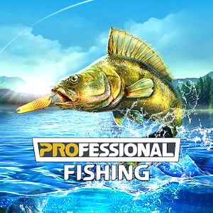 Professional Fishing 1.41 by PlayWay SA logo