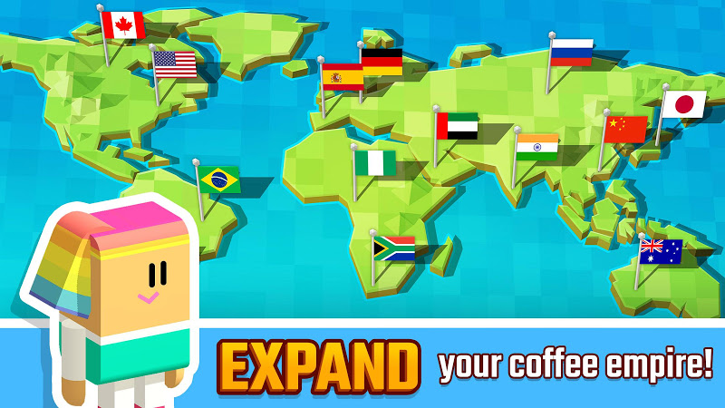 Idle Coffee Corp Screenshot 4